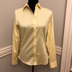 BR non iron Fitted dress shirt